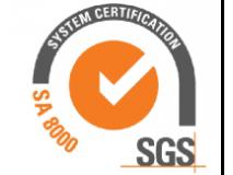 Highpower International Passes SA8000 Certification