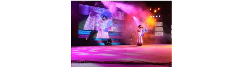 The 2010 Spring Festival Soiree of Highpower finished successfully